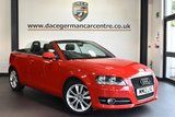 """USED 2012 T AUDI A3 1.8 TFSI SPORT 2DR 158 BHP finished in brilliant red styled with 17"""" alloys. Upon entering this A3 you are presented with cloth upholstery, excellent service history, sport seats, BOSE surround sound, heated mirrors, air conditioning, auxiliary port"""
