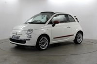 USED 2009 59 FIAT 500 1.2 C LOUNGE 3d 69 BHP