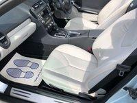 USED 2007 MERCEDES-BENZ SLK 1.8 SLK200 KOMPRESSOR 2d AUTO 161 BHP