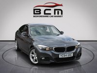 2014 BMW 3 SERIES 2.0 318D M SPORT GRAN TURISMO 5d AUTO 141 BHP £11485.00