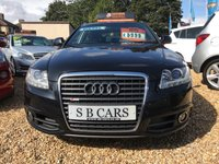 USED 2010 AUDI A6 2.0 AVANT TDI LE MANS 5d AUTO 168 BHP LOOKS AND DRIVES REALLY NICE: SPACIOUS