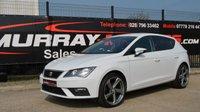2015 SEAT LEON 1.6 TDI ECOMOTIVE SE 5DOOR 110 BHP £SOLD