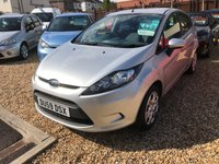 USED 2009 59 FORD FIESTA 1.2 STYLE 5d 81 BHP LOW INSURANCE: