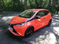 USED 2015 15 TOYOTA AYGO 1.0 VVT-I X-CITE 5d 69 BHP CALL OUR SUPER FRIENDLY TEAM FOR MORE INFO 02382 025 888
