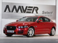 USED 2015 65 JAGUAR XE 2.0 PRESTIGE 4d AUTO 178 BHP