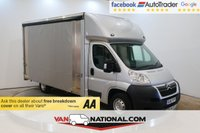 USED 2011 61 CITROEN RELAY 2.2 35 L3H2 HDI 118 BHP CURTAIN SIDER LOW LOADER * 1 OWNER * 12 MONTH WARRANTIES AVAILABLE FROM JUST £199 *