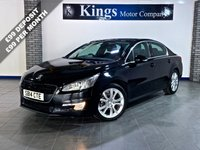 USED 2014 14 PEUGEOT 508 1.6 HDI ACTIVE NAVIGATION VERSION 4dr FSH, Drive AWAY Same Day !! £30 Tax, 64.2 MPG, Nav, Bluetooth,