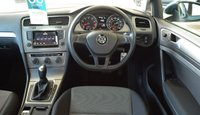 USED 2013 63 VOLKSWAGEN GOLF 1.4 S TSI BLUEMOTION TECHNOLOGY DSG 5d AUTO 120 BHP *** VERY LOW MILEAGE ***