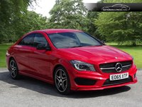 USED 2015 65 MERCEDES-BENZ CLA 2.1 CLA 200 D AMG LINE 4d 134 BHP