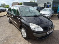USED 2007 07 RENAULT GRAND SCENIC 1.9 PRIVILEGE DCI FAP 5d 130 BHP PART EXCHANGE TO CLEAR MOT TIL 07/2020