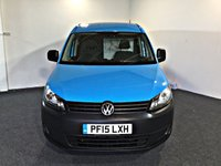 USED 2015 15 VOLKSWAGEN CADDY MAXI C20 TDI 1.6 C20 TDI STARTLINE 1d 101 BHP 1 GENUINE LOW MILES, NEW MOT AND SERVICE
