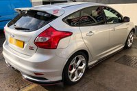 USED 2014 14 FORD FOCUS ST-3 2.0T 5DR, TASTEFULLY MODIFIED TRC LOWLINE KIT & KMS TYPHOON CATBACK EXHAUST