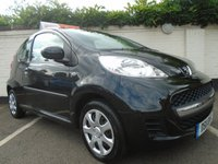 USED 2011 11 PEUGEOT 107 1.0 URBAN 3d 68 BHP GUARANTEED TO BEAT ANY 'WE BUY ANY CAR' VALUATION ON YOUR PART EXCHANGE