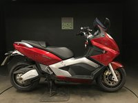 USED 2008 08 GILERA GP 800. GOOD CONDITION. SERVICE HISTORY. ALL BOOKS AND KEYS