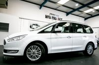 USED 2017 17 FORD GALAXY 2.0 ZETEC TDCI 5d 148 BHP