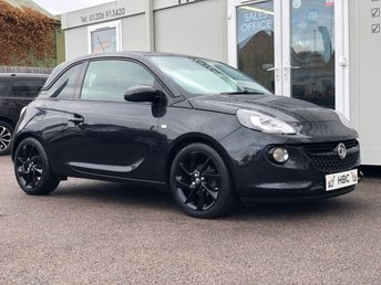 2016 VAUXHALL ADAM 1.2 ENERGISED SPECIAL EDITION 3d 69 BHP £6995.00