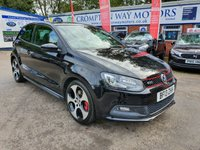 USED 2013 13 VOLKSWAGEN POLO 1.4 GTI DSG 3d AUTO 177 BHP 0%  FINANCE AVAILABLE ON THIS CAR PLEASE CALL 01204 393 181