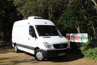 2011 MERCEDES-BENZ SPRINTER 2.1 313 CDI MWB FRIDGE WITH OVERNIGHT STAND BY PLUG £6995.00