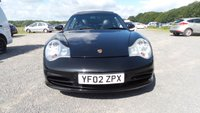 USED 2002 02 PORSCHE 911 3.5 TARGA TIPTRONIC S 2d AUTO 316 BHP ALLOYS WHEELS, CD-PLAYER, PARTIAL SERVICE HISTORY, AIR-CONDITIONING, ELECTRIC WINDOWS, ELECTRIC ROOF, ELECTRIC MIRRORS, PARKING SENSORS, 12 MONTHS MOT, SUPERB EXAMPLE, NATION WIDE DELIVERY,
