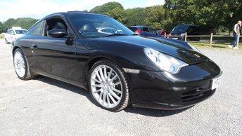 2002 PORSCHE 911 3.5 TARGA TIPTRONIC S 2d AUTO 316 BHP £14250.00