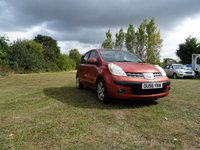 USED 2006 56 NISSAN NOTE 1.6 SVE 5d AUTO 109 BHP WHOLESALE DIVISION