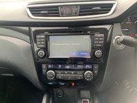 USED 2014 14 NISSAN QASHQAI 1.6 DCI TEKNA 5d 128 BHP Excellent Service Record
