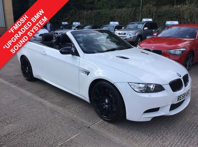 View our BMW M3