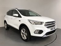 USED 2018 67 FORD KUGA 1.5 TITANIUM 5d 148 BHP FULL HISTORY - 1 OWNER - SAT NAV - REAR SENSORS - ULEZ OK - AIR CON - BLUETOOTH - DAB - CRUISE - PRIVACY