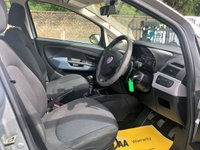 USED 2008 08 FIAT GRANDE PUNTO 1.2 ACTIVE 8V 5d 65 BHP CHEAP LITTLE CAR WITH A LONG MOT UNTIL 09/2020, GREAT SERVICE HISTORY, GENUINE MILEAGE, FANTASTIC CONDITION FOR THE YEAR AND MILES!