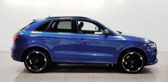 2014 AUDI Q3 2.5 RSQ3 TFSI QUATTRO 5d AUTO 306 BHP £22950.00