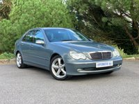 USED 2004 04 MERCEDES-BENZ C CLASS 2.1 C220 CDI AVANTGARDE SE 4d AUTO Genuine Low Mileage | Long Mot