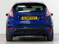 USED 2016 66 FORD FIESTA 1.6 ST-3 3d 180 BHP [STYLE PACK] [KEYLESS] STYLE PACK NAV JUST SERVICED