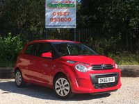 USED 2016 66 CITROEN C1 1.0 FEEL 3dr Air Con, Low Miles, £0 Tax