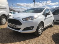 USED 2016 16 FORD FIESTA 1.5 TREND TDCI 1d 74 BHP EURO 6 * AIR/CON * ONE LEASING COMPANY OWNER * 56000 MILES