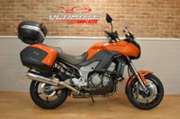 2013 KAWASAKI KLZ 1000 ACF VERSYS 1000CC TOURER , FULL LUGGAGE £3495.00