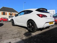 USED 2015 15 VAUXHALL ASTRA 1.6 GTC LIMITED EDITION S/S 3d 197 BHP
