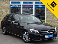 USED 2016 16 MERCEDES-BENZ C CLASS 2.0 C350e SPORT NAV [PLUG IN HYBRID/PETROL] AUTO ESTATE