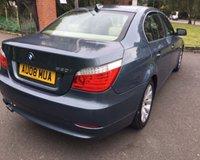 USED 2008 08 BMW 5 SERIES 3.0 530I SE 4d AUTO 269 BHP