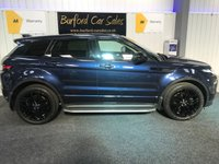 USED 2017 52 LAND ROVER RANGE ROVER EVOQUE 2.0 TD4 HSE DYNAMIC 5d AUTO 177 BHP