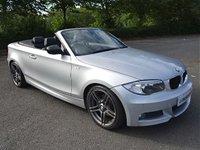 2013 BMW 1 SERIES 2.0 120D SPORT PLUS EDITION 2d AUTO 175 BHP £8990.00
