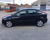 USED 2006 56 FORD FOCUS 1.6 ZETEC CLIMATE 16V 5d AUTO 101 BHP