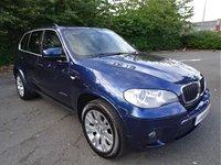 2011 BMW X5 3.0 XDRIVE30D M SPORT 5d AUTO 241 BHP £12490.00