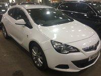 2013 VAUXHALL ASTRA 1.4 GTC SRI S/S 3d 118 BHP £5485.00
