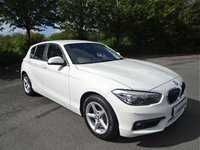 USED 2016 16 BMW 1 SERIES 2.0 118D SE 5d 147 BHP