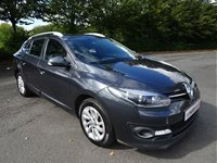 USED 2014 64 RENAULT MEGANE 1.5 EXPRESSION PLUS ENERGY DCI S/S 5d 110 BHP