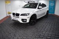 USED 2012 12 BMW X6 3.0 XDRIVE30D 4d AUTO 241 BHP