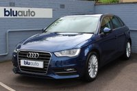 USED 2013 G AUDI A3 1.8 TFSI SPORT 5d AUTO 178 BHP 1 Owner, Full Audi History, Sat Nav, Dual Climate Control, Rear Sensors, Bluetooth/USB Connectivity, Heated Mirros
