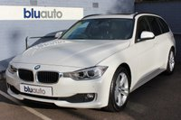 USED 2013 13 BMW 3 SERIES 2.0 320D EFFICIENTDYNAMICS TOURING 5d AUTO 161 BHP 3 owners, Service History, Panormaic Roof, Cruise Control, Sat Nav, Dual Climate Control, Rear Camera, Front/Rear Sensors, Heated Seats