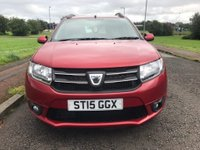 USED 2015 15 DACIA LOGAN MCV 1.5 dCi Laureate 5dr 2 Owners ! Free Tax ! 80 MPG !