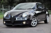 USED 2010 10 ALFA ROMEO MITO 1.4 TB MultiAir Lusso 3dr RECENTLY SERVICED